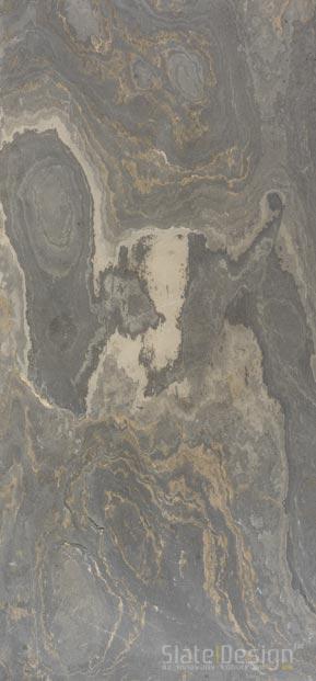 California Gold podsvietené obklady z kamennej